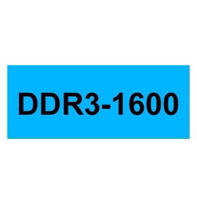 DDR3-1600