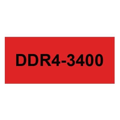 DDR4-3400