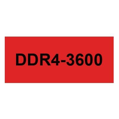 DDR4-3600