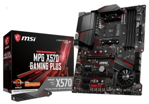 MSI MPG X570 Gaming Plus, AM4, AMD X570, ATX