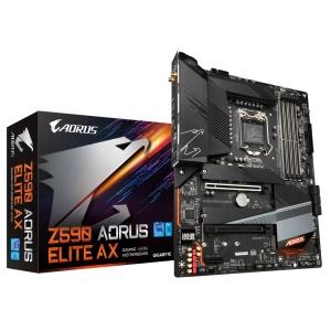 GIGABYTE Z590 AORUS Elite AX, Intel Z590, ATX