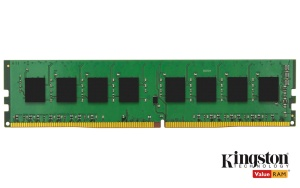 16GB DDR4-RAM, 2400 MHz, Kingston ValueRAM