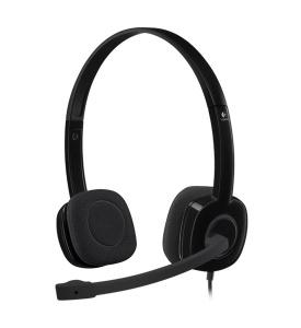 Logitech Stereo Headset H151 analog