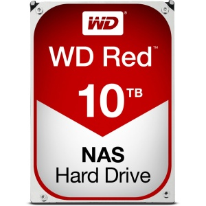 Western Digital Red NAS WD100EFAX, 10 TB