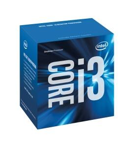Intel Core i3-6100, 2 x 3700 MHz, Skylake, boxed