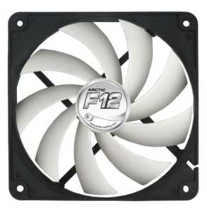 Arctic Fan F12, 120x120x25