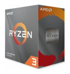 AMD Ryzen 3 3100, 4x 3.60GHz, boxed mit AMD Wraith Stealth