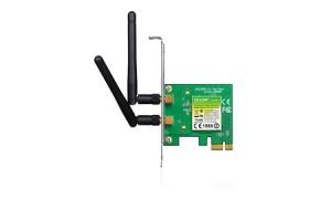 TP-Link Wireless LAN PCI-Express Adapter 300 MBit TL-WN881ND