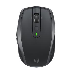 Logitech MX Anywhere 2S Graphite, schwarz, USB (910-005153)