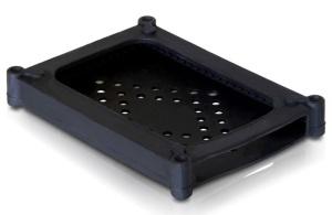DELOCK Silikon Protektor für 6,4 cm (2,5) Festplatte