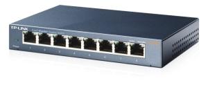 TP-Link 8-Port-Gigabit-Desktop-Switch TL-SG108
