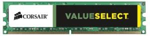 4 GB DDR3-RAM Corsair Value Select, 1600 MHz, PC3-12800