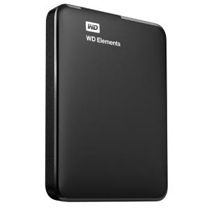 Western Digital Elements Portable 1 TB, 2,5,
