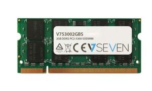 SO-DIMM 2048MB DDR2, V7 V753002GBS