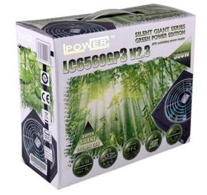 LC Power LC6560GP3 V2.3, 560 Watt, Silent Giant Green Power