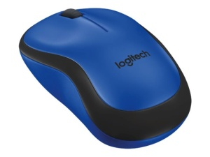 Logitech M220 Silent blau, USB