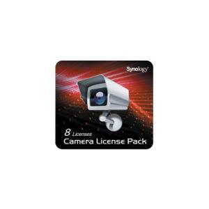 Synology Camera License Pack - Lizenz - 8 Kameras