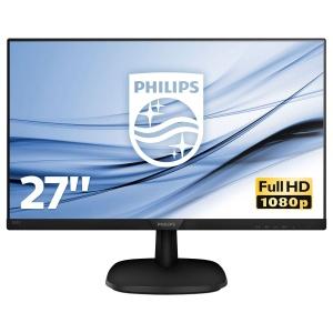 68,6cm 27 Philips V-line 273V7QJAB, VGA, HDMI, DisplayPort