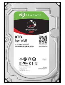 Seagate IronWolf ST8000VN0022, 8 TB, NAS