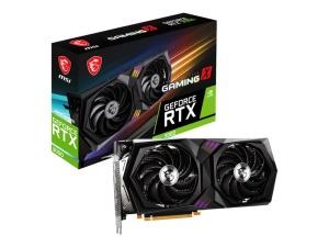 MSI GeForce RTX 3060 Gaming X 12G, 12GB GDDR6,