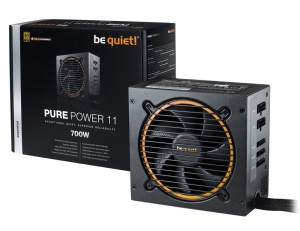 Be Quiet Netzteil Pure Power 11 CM 700 Watt, ATX 2.4