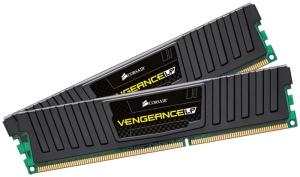 16 GB Kit DDR3-RAM, 1600 MHz, Corsair Vengeance LP