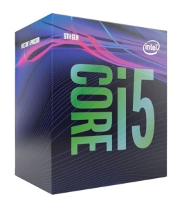 Intel Core i5-9400, 6x 2900 MHz, Coffee Lake, boxed