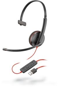 Plantronics Blackwire C3210 USB-A, monaural
