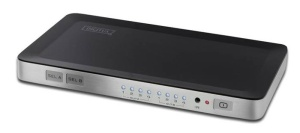 HDMI Matrix Switch Digitus 4 x 2 Port inkl. Fernbedienung