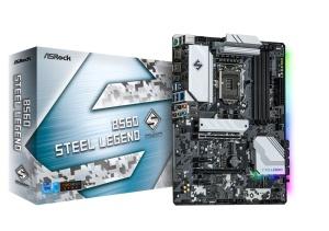 ASRock B560 Steel Legend, Intel B560 Chipsatz, ATX