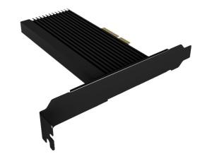 RaidSonic Icy Box  PCI Express 4.0 x4 Card M.2 PCIe