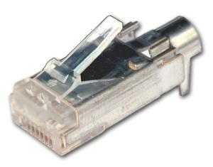 Hirose Modularstecker TM11, Cat 5e (nur Stecker)
