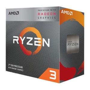 AMD Ryzen 3 3200G, 4x 3.60GHz, boxed mit Wraith Stealth