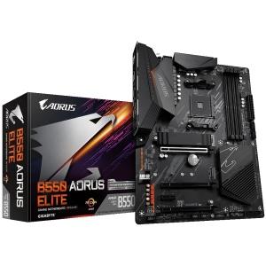 Gigabyte B550 Aorus Elite, AM4, AMD B550, ATX