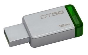 Kingston DataTraveler 50 16GB, USB-A 3.0 (DT50/16GB)