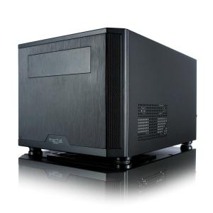 Fractal Design Core 500 schwarz, Mini-ITX FD-CA-CORE-500-BK