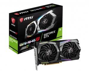 MSI GeForce GTX 1660 Gaming X 6G, 6GB GDDR5,