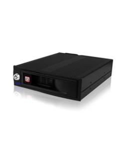 Festplattenwechselrahmen Raidsonic ICY BOX IB-170SK-B