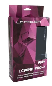 LC-Power LC90NB-PRO-2, 90 Watt Notebook-Adapter