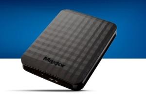 Maxtor STSHX-M401TCBM  M3 4 TB, USB 3.0, schwarz