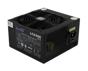 LC Power LC6350 V2.3 - Super Silent Serie,  350 Watt, ATX