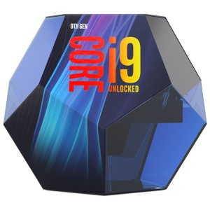 Intel Core i9-9900K, 8x 3600 MHz, Coffee Lake, boxed