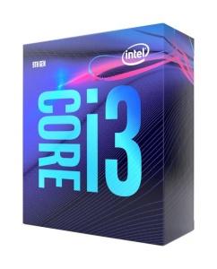 Intel Core i3-9100, 4x 3600 MHz, Coffee Lake, boxed