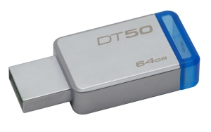 Kingston DataTraveler 50 64GB, USB-A 3.0 (DT50/64GB)