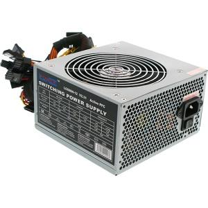 LC Power LC600H-12 V2.31, 600 Watt, ATX