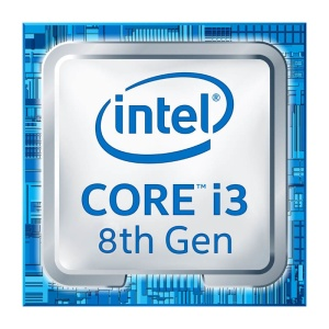 Intel Core i3-8100, 4x 3600 MHz, Coffee Lake, tray