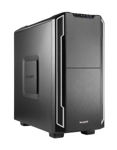 be quiet! Midi Tower Silent Base 600 schwarz-silber,