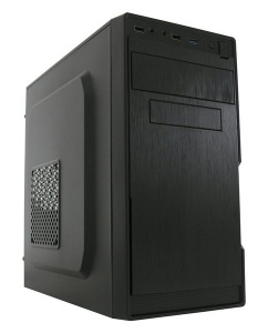 LC-Power Mini Tower 2014MB, schwarz, µATX