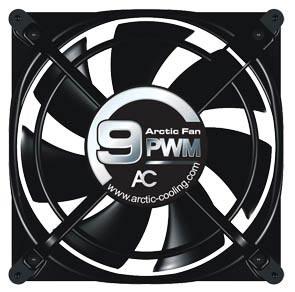Arctic Fan 9 PWM 92x92x38,5