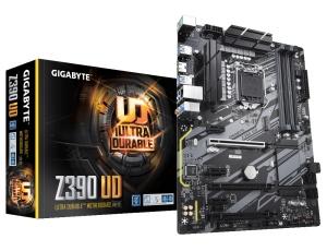 Gigabyte Z390 UD, Intel Z390 Chipsatz, ATX